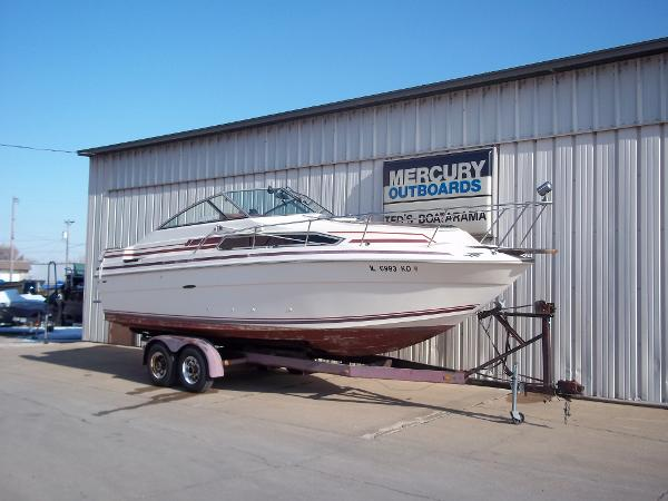 1984 Sea Ray boat for sale, model of the boat is SRV 260 Sundancer & Image # 27 of 28