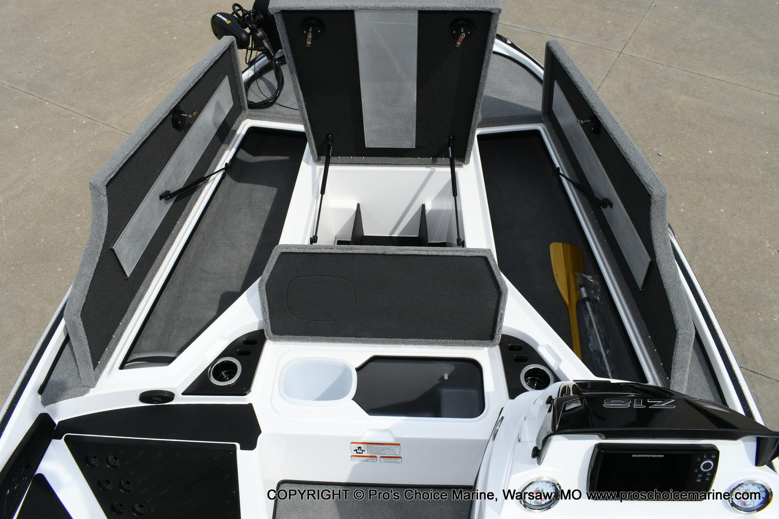 2021 Nitro boat for sale, model of the boat is Z18 Pro Package w/150HP Pro-XS & Image # 37 of 50
