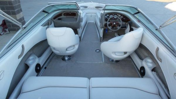 2002 Crownline boat for sale, model of the boat is 202 & Image # 6 of 20