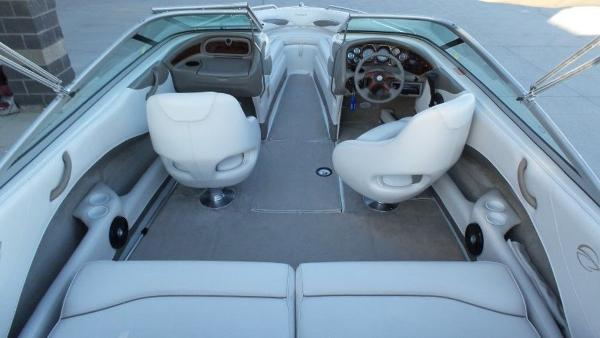 2002 Crownline boat for sale, model of the boat is 202 & Image # 7 of 20