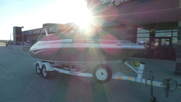 2002 Crownline boat for sale, model of the boat is 202 & Image # 11 of 20