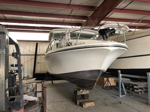 1977 STAMAS 25' CRUISER for sale