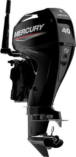 2021 MERCURY Fourstroke 40 hp EFI image