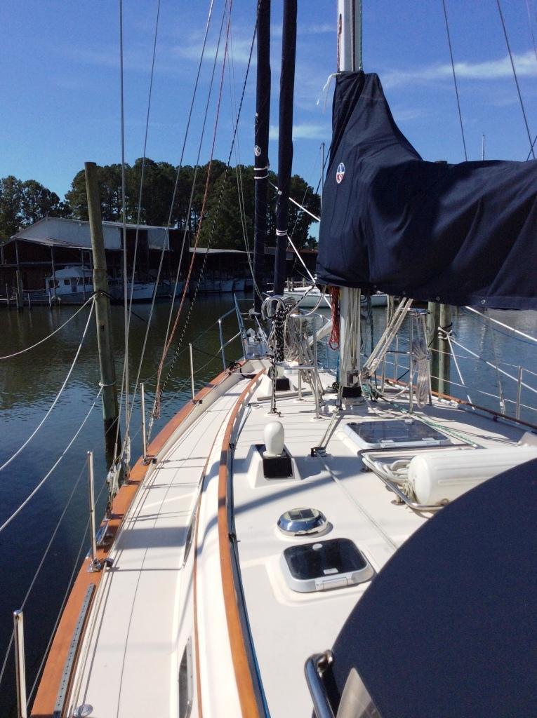 Easy wide side decks