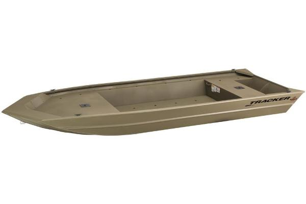 2019 Tracker Boats boat for sale, model of the boat is Grizzly 1860 Jon & Image # 1 of 15