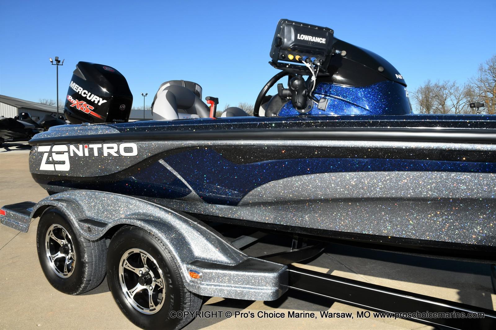 2015 Nitro boat for sale, model of the boat is Z-9 w/250HP Mercury Pro-XS & Image # 37 of 50