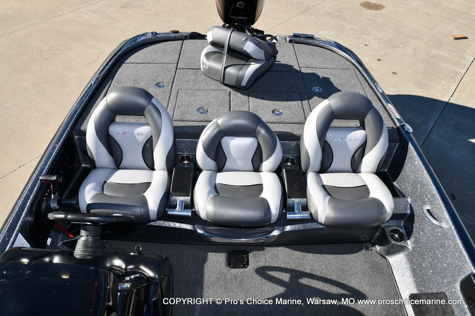 2015 Nitro boat for sale, model of the boat is Z-9 w/250HP Mercury Pro-XS & Image # 44 of 50