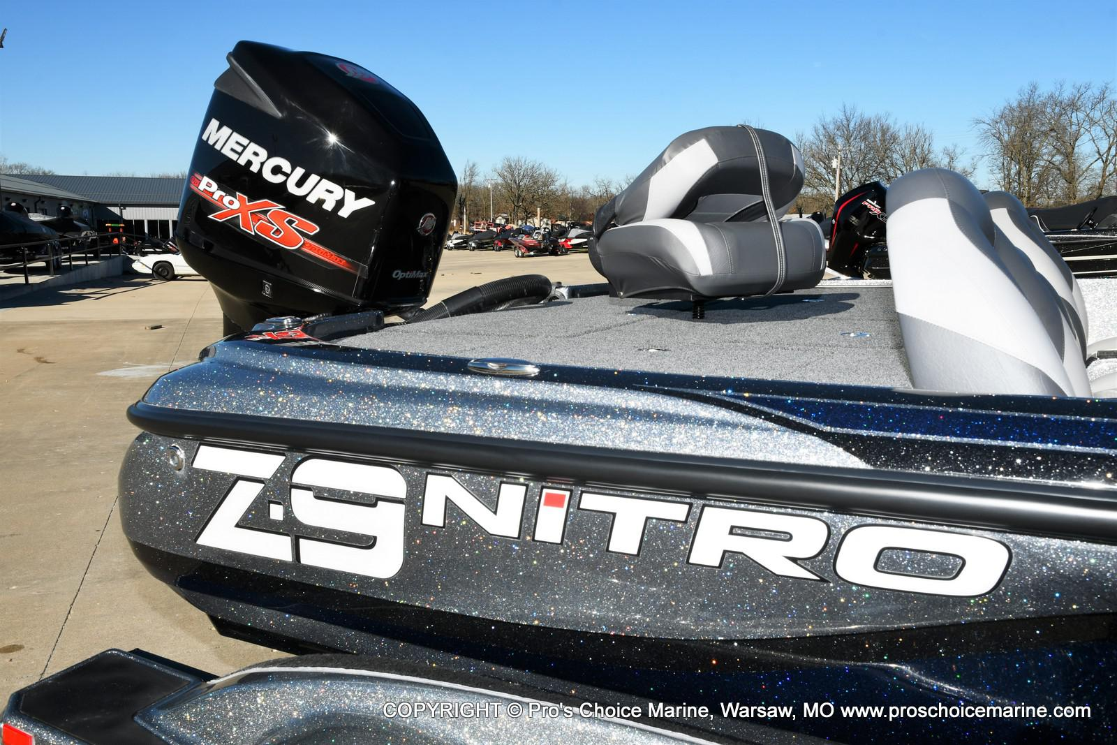 2015 Nitro boat for sale, model of the boat is Z-9 w/250HP Mercury Pro-XS & Image # 48 of 50