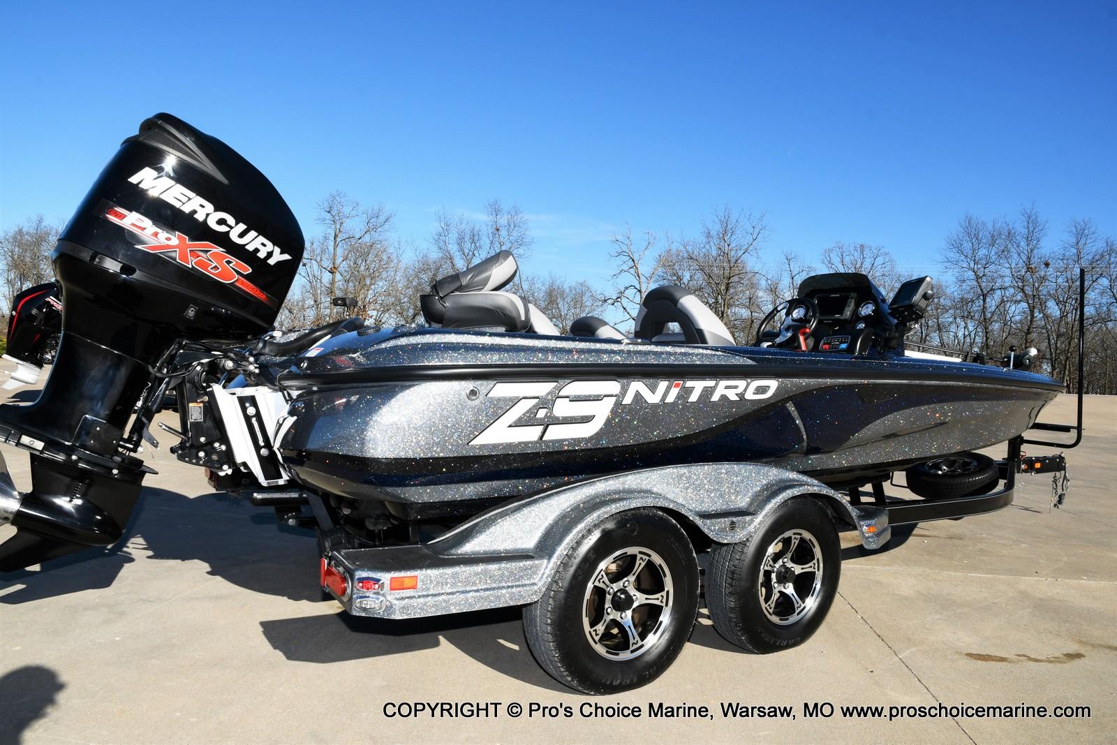 2015 Nitro boat for sale, model of the boat is Z-9 w/250HP Mercury Pro-XS & Image # 23 of 50