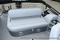 2021 Regency boat for sale, model of the boat is 230 LE3 Sport w/250HP Verado 4 Stroke & Image # 17 of 50
