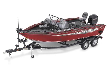 2021 Tracker Boats boat for sale, model of the boat is Targa 19 Combo & Image # 1 of 36