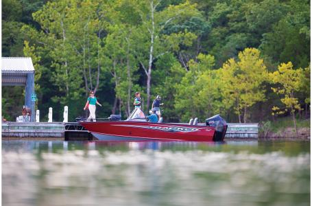 2021 Tracker Boats boat for sale, model of the boat is Targa 19 Combo & Image # 12 of 36