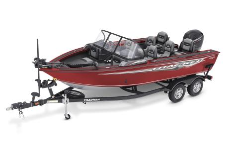 2021 Tracker Boats boat for sale, model of the boat is Targa 19 Combo & Image # 19 of 36