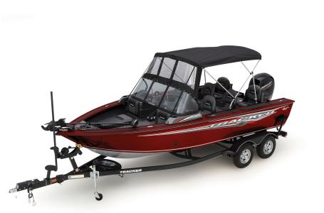 2021 Tracker Boats boat for sale, model of the boat is Targa 19 Combo & Image # 29 of 36