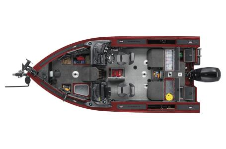 2021 Tracker Boats boat for sale, model of the boat is Targa 19 Combo & Image # 5 of 36