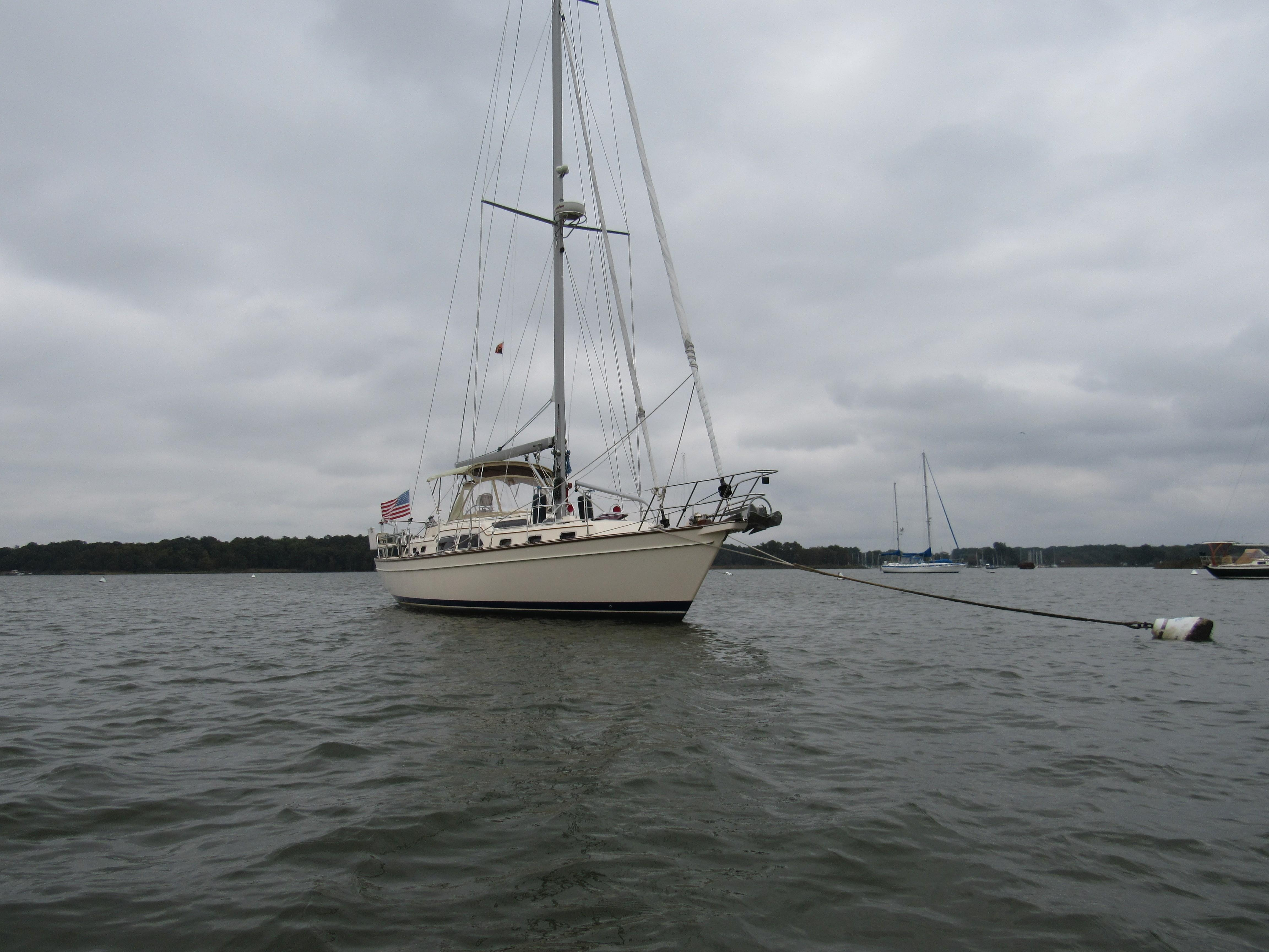46' Island Packet 2010
