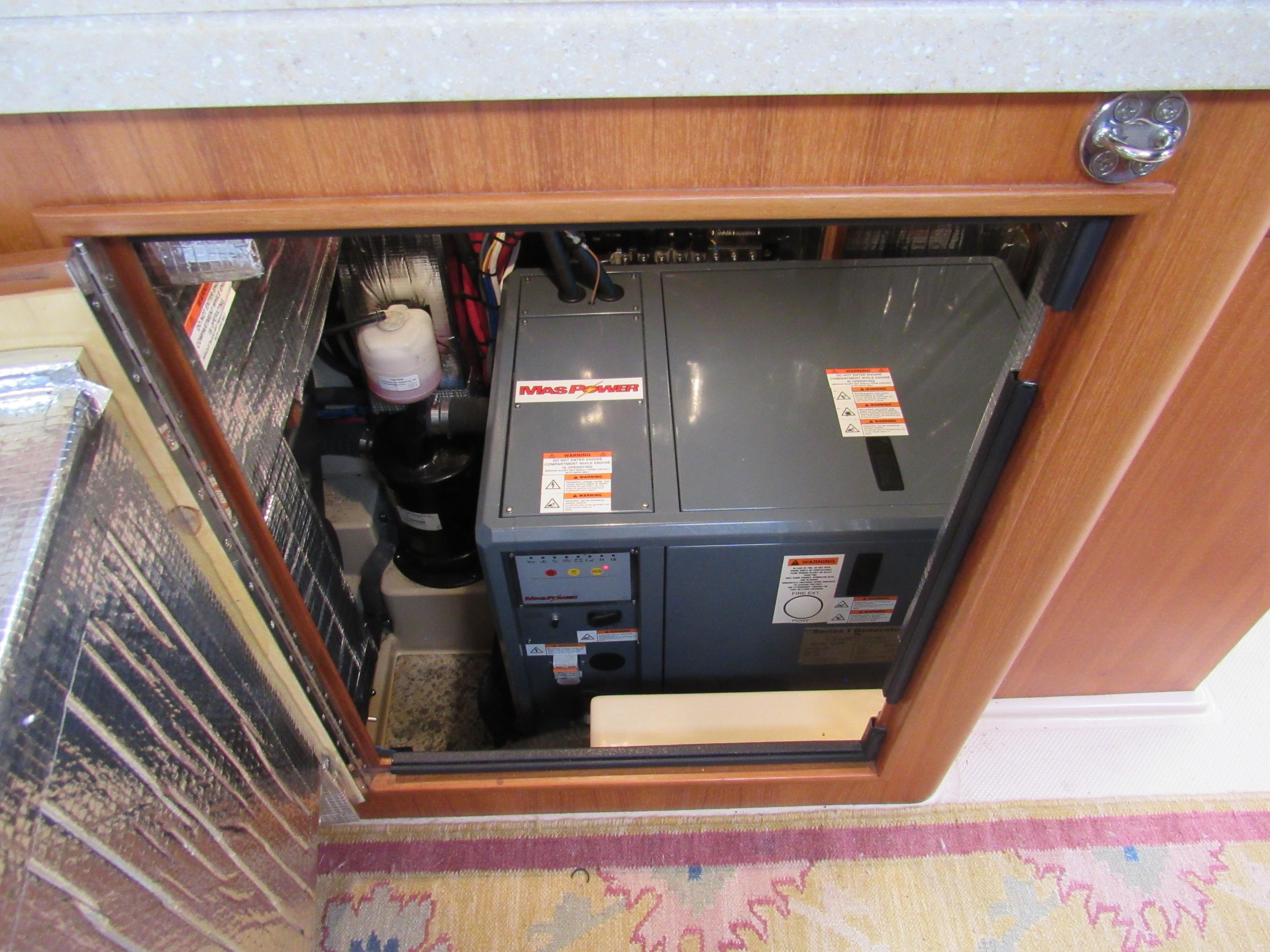 Engine & Generator Access