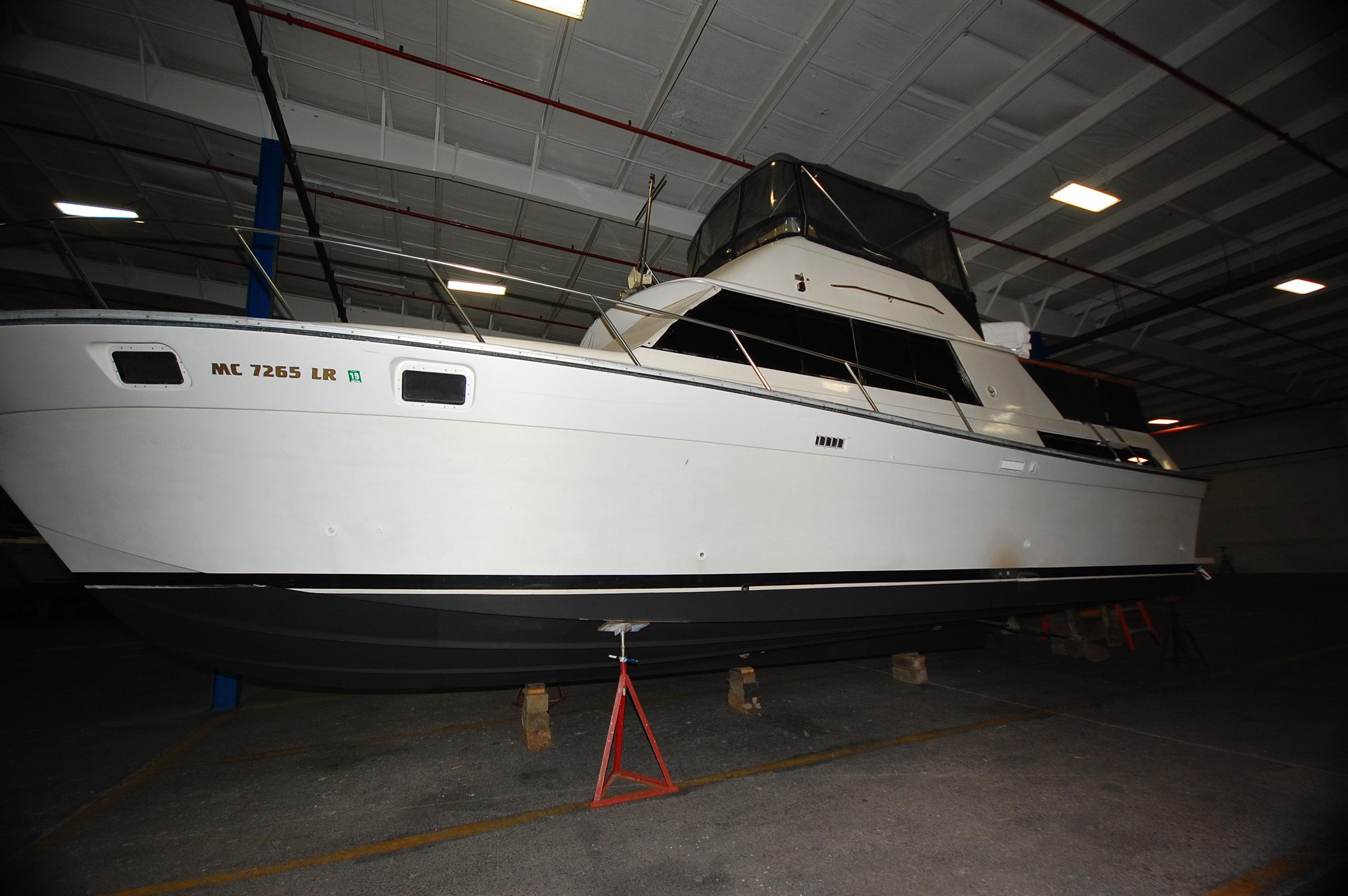 O 6589 HG Knot 10 Yacht Sales