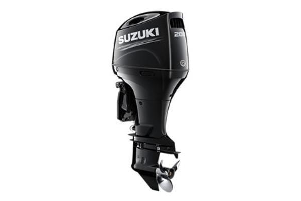 2021 SUZUKI 250 HP 4-stroke 25 inch shaft Suzuki Selective Rotation