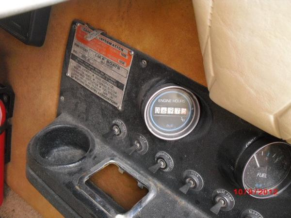 1979 IMP boat for sale, model of the boat is AZTEC 21' & Image # 21 of 30