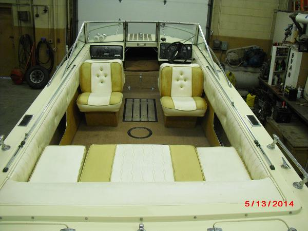 1979 IMP boat for sale, model of the boat is AZTEC 21' & Image # 9 of 30