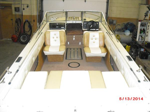 1979 IMP boat for sale, model of the boat is AZTEC 21' & Image # 29 of 30