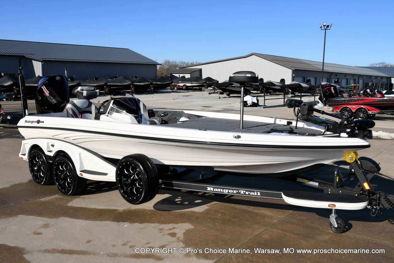 2021 Ranger Boats boat for sale, model of the boat is Z520L RANGER CUP EQUIPPED & Image # 14 of 50