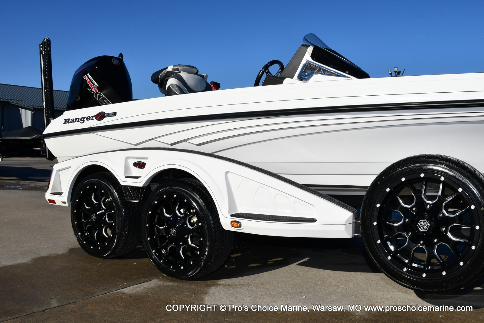 2021 Ranger Boats boat for sale, model of the boat is Z520L RANGER CUP EQUIPPED & Image # 15 of 50