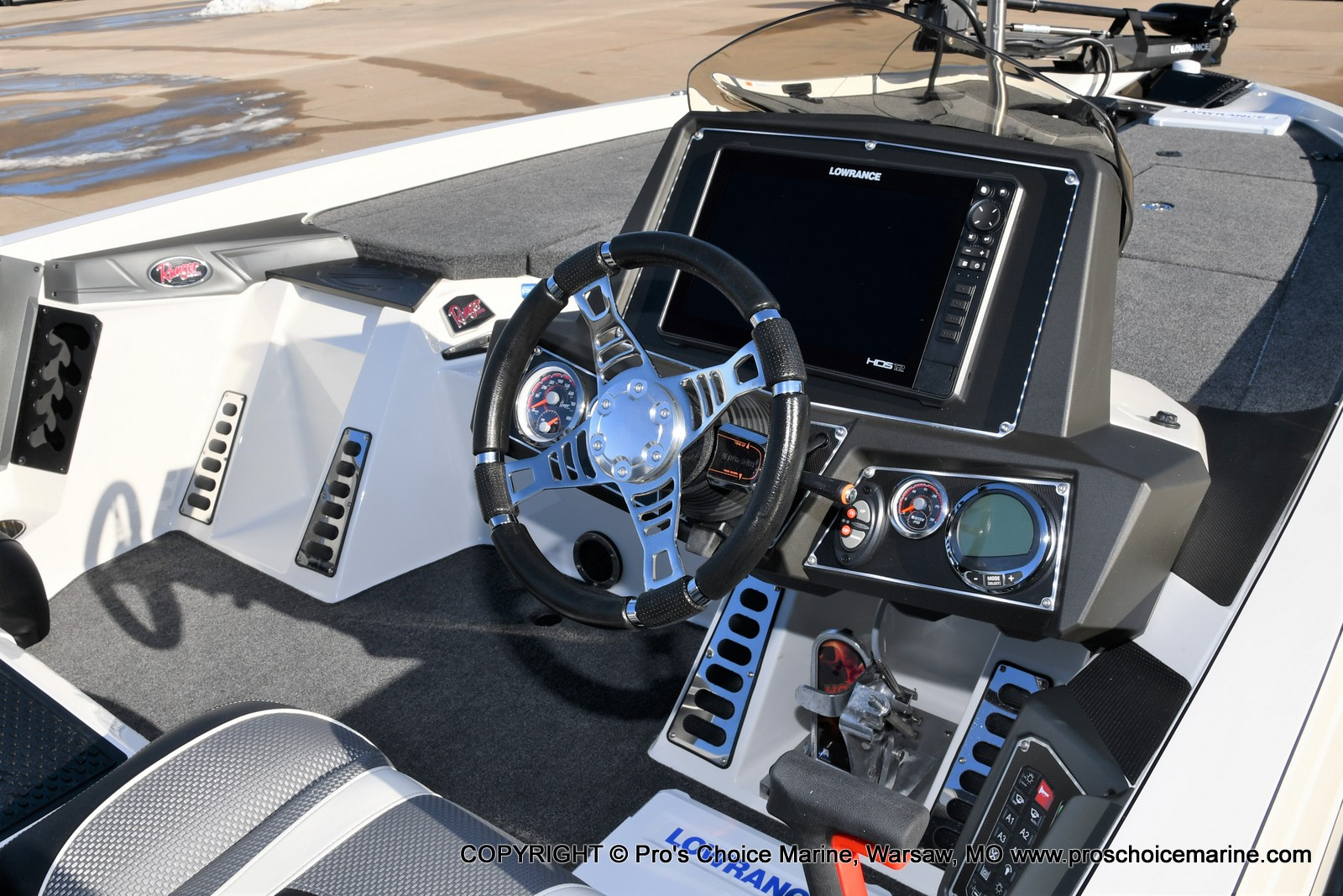 2021 Ranger Boats boat for sale, model of the boat is Z520L RANGER CUP EQUIPPED & Image # 26 of 50