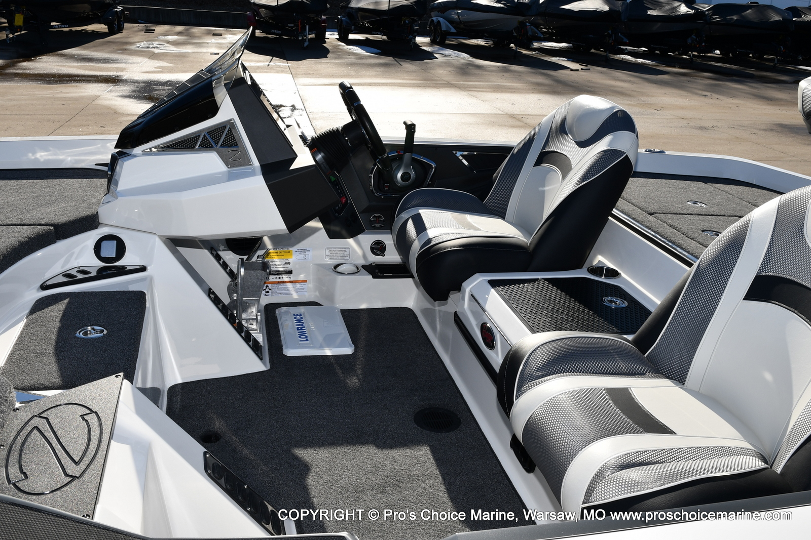 2021 Ranger Boats boat for sale, model of the boat is Z520L RANGER CUP EQUIPPED & Image # 27 of 50