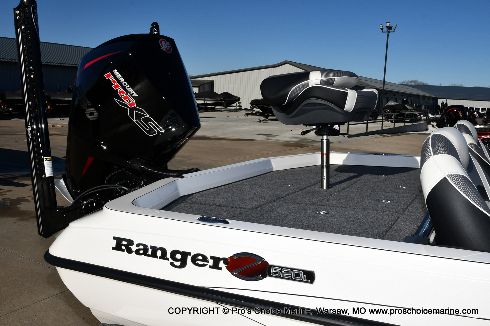 2021 Ranger Boats boat for sale, model of the boat is Z520L RANGER CUP EQUIPPED & Image # 31 of 50