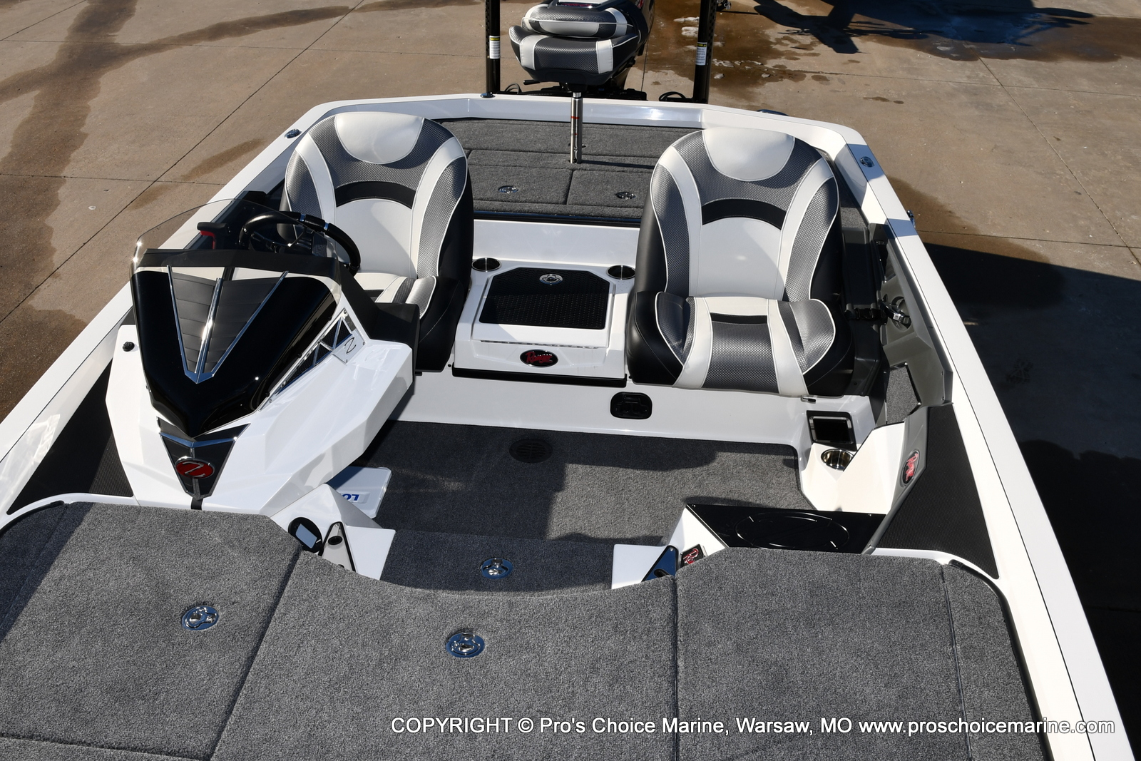 2021 Ranger Boats boat for sale, model of the boat is Z520L RANGER CUP EQUIPPED & Image # 41 of 50