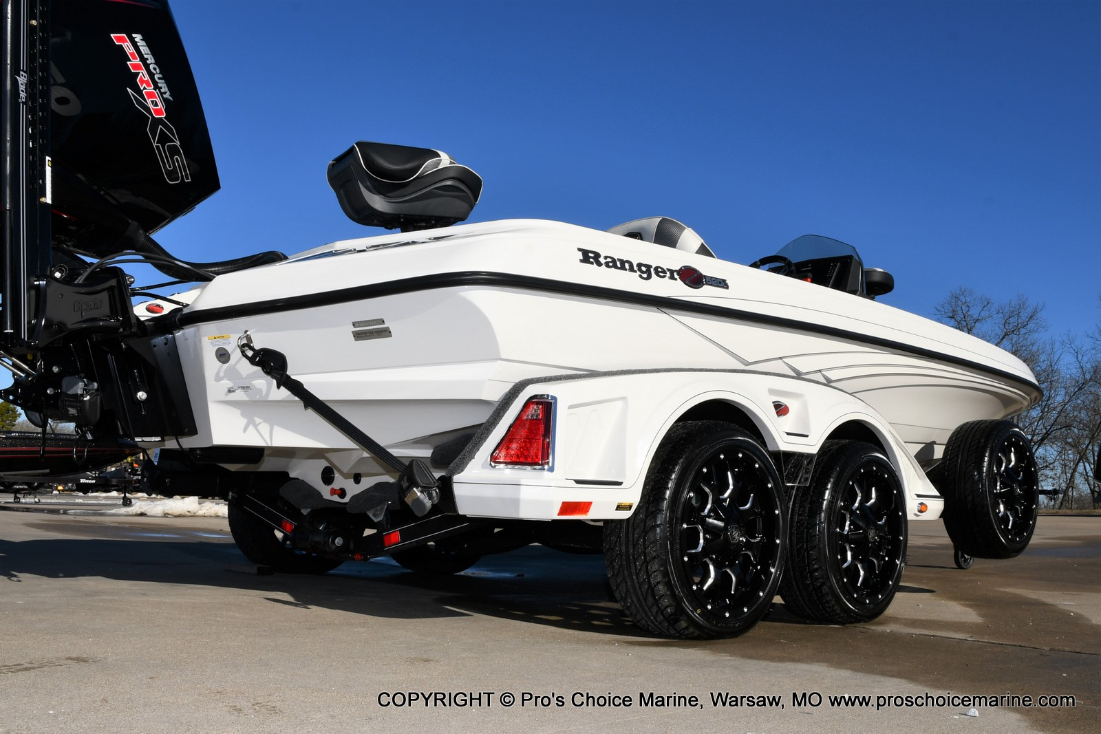 2021 Ranger Boats boat for sale, model of the boat is Z520L RANGER CUP EQUIPPED & Image # 47 of 50