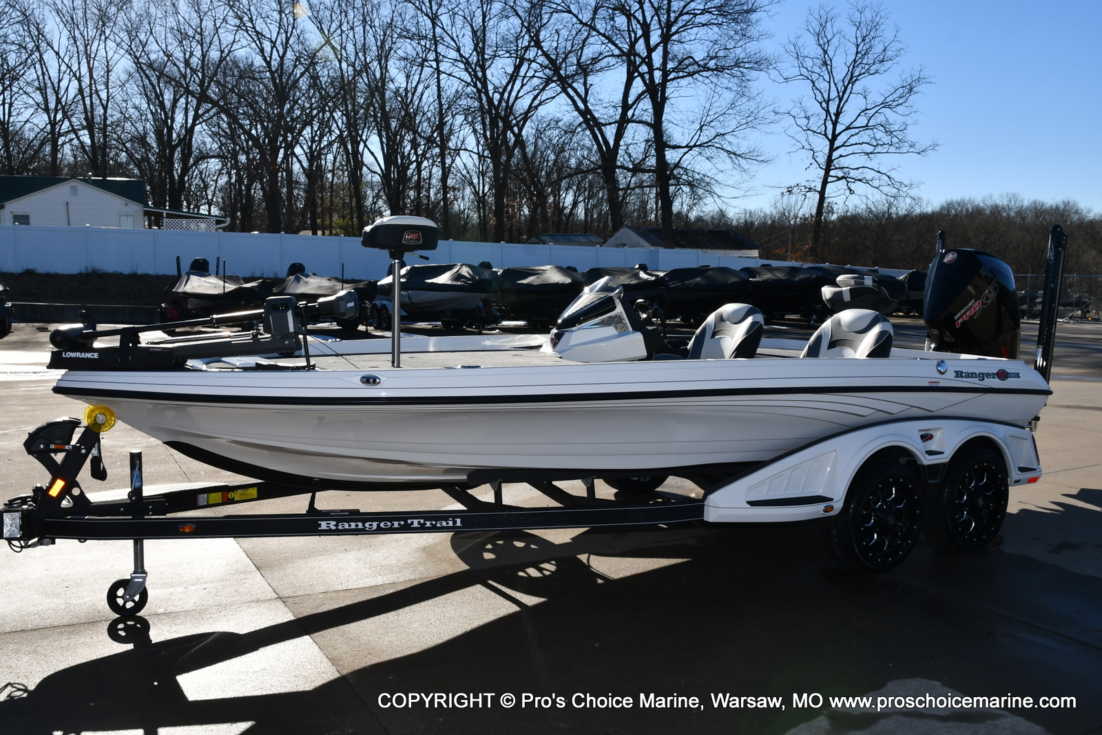 2021 Ranger Boats boat for sale, model of the boat is Z520L RANGER CUP EQUIPPED & Image # 48 of 50