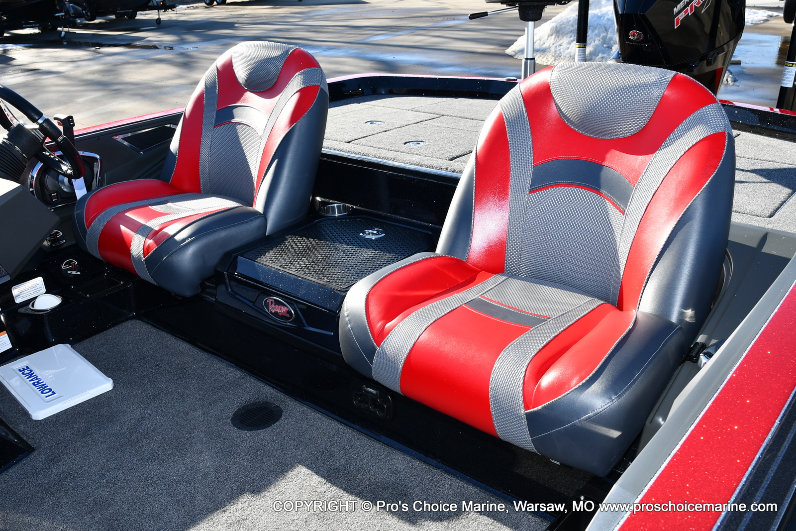 2021 Ranger Boats boat for sale, model of the boat is Z520L RANGER CUP EQUIPPED & Image # 19 of 50