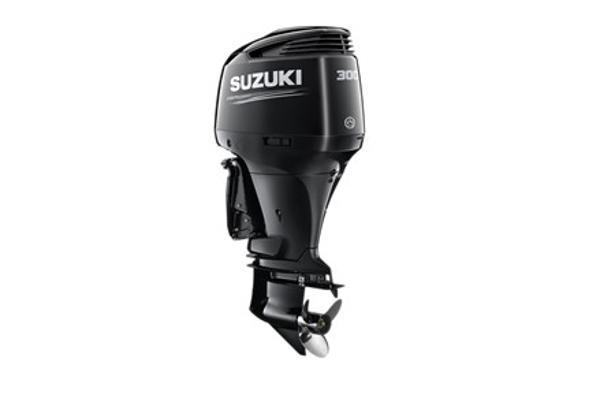 2021 SUZUKI 300 HP 4-stroke 30 inch shaft Fly BY Wire image