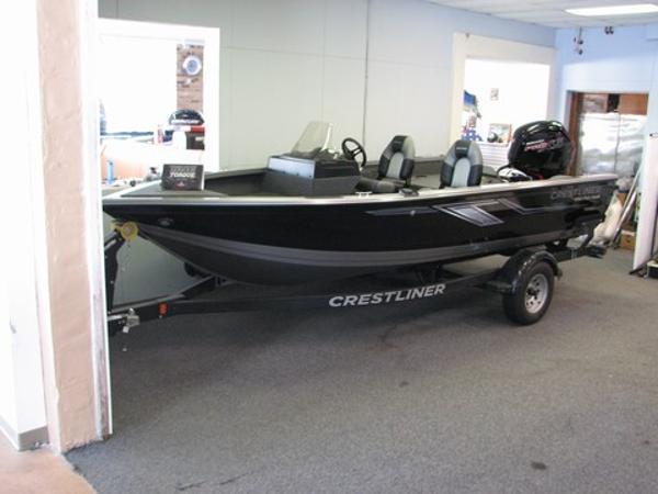 2020 Crestliner 1750 Fish Hawk thumbnail