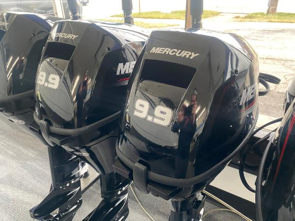 2021 Mercury 9.9hp Outboard image