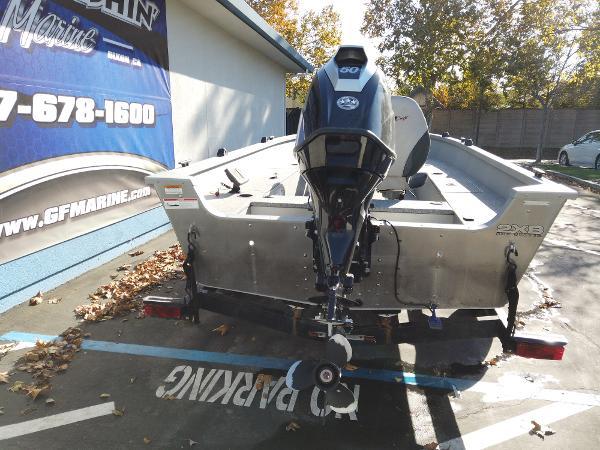 2018 Alumacraft boat for sale, model of the boat is Yukon 165 & Image # 3 of 7