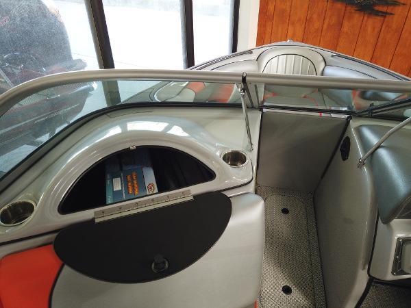 2021 Sanger boat for sale, model of the boat is V215 SX & Image # 13 of 20