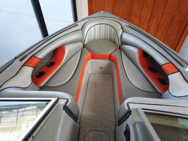 2021 Sanger boat for sale, model of the boat is V215 SX & Image # 14 of 20