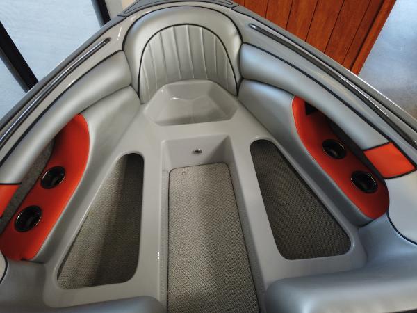 2021 Sanger boat for sale, model of the boat is V215 SX & Image # 15 of 20