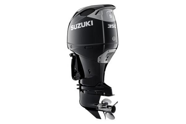 2021 SUZUKI 350 HP 4-stroke 25 inch shaft White or Black image