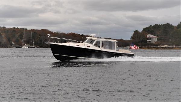 2012 MJM Yachts 36z Downeast thumbnail