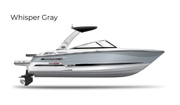 2021 Monterey boat for sale, model of the boat is 278SS Super Sport & Image # 39 of 39