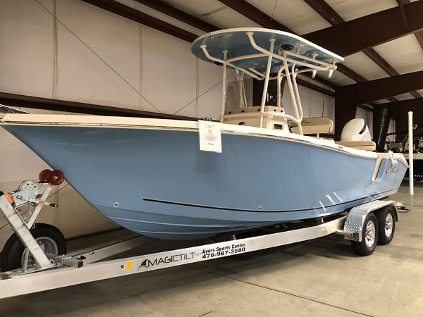 2021 SEA CHASER 24HFC