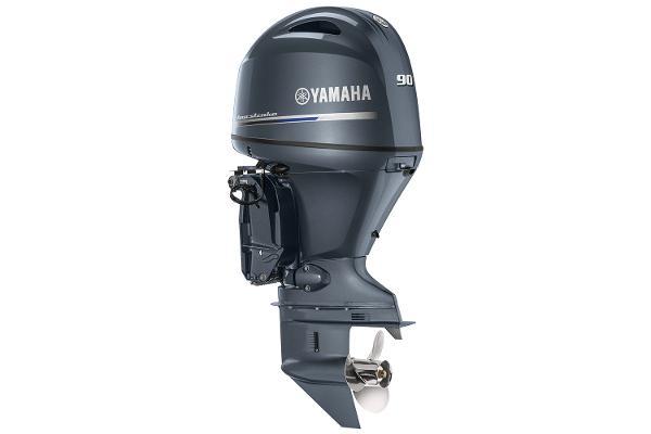 2021 Yamaha Outboards VF90XA image