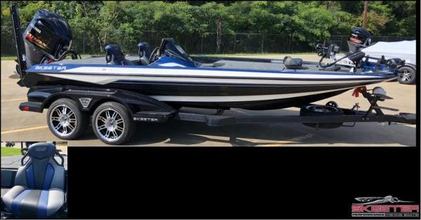 2021 Skeeter boat for sale, model of the boat is FXR20 Limited & Image # 1 of 1