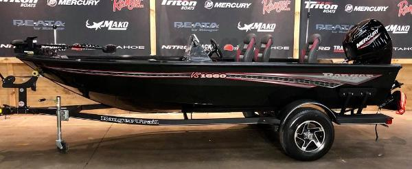 2021 Ranger Boats boat for sale, model of the boat is vs1660sc & Image # 1 of 18