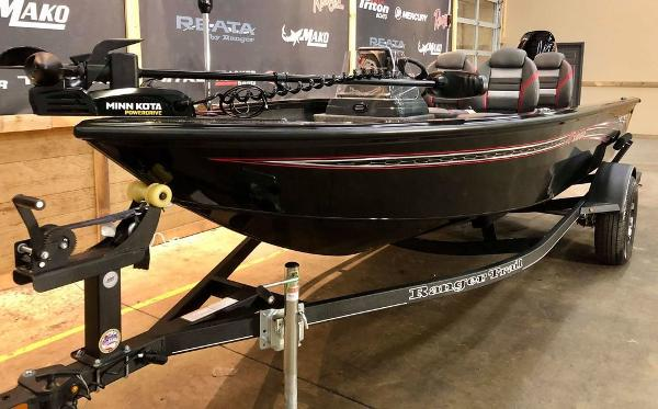 2021 Ranger Boats boat for sale, model of the boat is vs1660sc & Image # 4 of 18